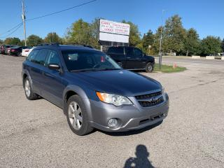 Used 2008 Subaru Outback 2.5i for sale in Komoka, ON