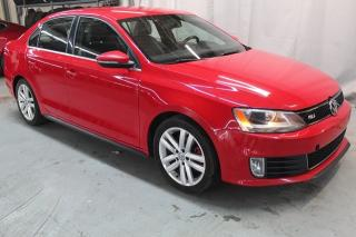 Used 2013 Volkswagen Jetta GLI (SIEGES CHAUFFANTS,A/C,CRUISE) for sale in St-Constant, QC