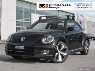 Used 2012 Volkswagen Beetle Sportline 2.0T 6sp for sale in Kanata, ON