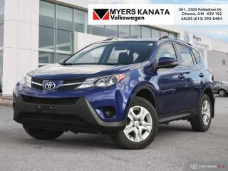 Used 2015 Toyota RAV4 AWD LE  - Bluetooth for sale in Kanata, ON