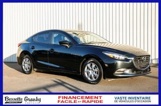 Used 2018 Mazda MAZDA3 GX-Démarreur-Caméra de recul+ for sale in Cowansville, QC