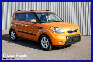 Used 2010 Kia Soul 2.0L 4u-Démarreur-Toit++ for sale in Cowansville, QC
