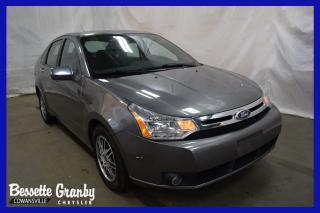 Used 2011 Ford Focus SE +Bluetooth, Aucun Carfax+ for sale in Cowansville, QC