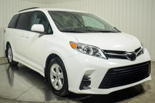 Used 2018 Toyota Sienna LE  A/C MAGS CAMERA DE RECUL 7 PASSAGERS for sale in St-Hubert, QC