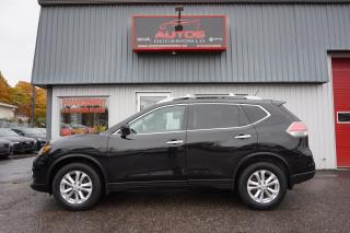Used 2016 Nissan Rogue SV TECH PKG AWD TOIT CAMERA 360 GPS NAVI 69 162 KM for sale in Lévis, QC