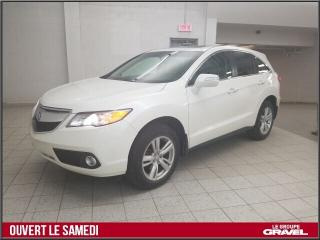 Used 2015 Acura RDX Tech Pkg for sale in Montréal, QC