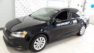 Used 2015 Volkswagen Jetta TRENDLINE+ (49$ PAR SEM.)* for sale in Chicoutimi, QC