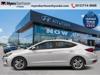 New 2020 Hyundai Elantra Preferred w/Sun & Safety Package IVT  - $145 B/W for sale in Nepean, ON