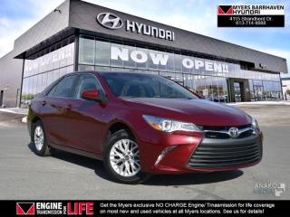 Used 2017 Toyota Camry LE  - $87.99 /Wk - Low Mileage for sale in Nepean, ON