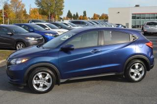 Used 2016 Honda HR-V EX ** Inspection certifié ** VENDU for sale in Longueuil, QC