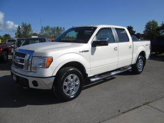 Used 2009 Ford F-150 Lariat for sale in Hamilton, ON