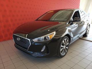Used 2018 Hyundai Elantra GT *GLS*CAMÉRA*AIR*CRUISE*SIÈGES CHAUFF* for sale in Québec, QC