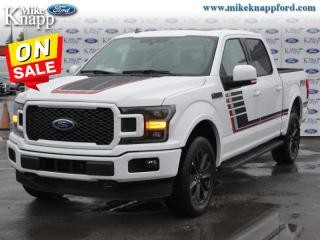 New 2019 Ford F-150 Lariat   Navigation - Sunroof - 20'' Black Tires - for sale in Welland, ON