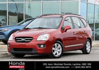 Used 2008 Kia Rondo LX 5 PASS AUTO PAS CHER AUTO AC 5 PASSAGERS for sale in Lachine, QC