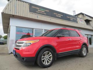 Used 2013 Ford Explorer 4 WHEEL DRIVE,ALLOYS,FOG LIGHTS,BLUETOOTH,POWER SE for sale in Mississauga, ON
