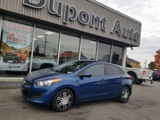 Used 2014 Hyundai Elantra GT Voiture à hayon, 5 portes, boîte automat for sale in Alma, QC