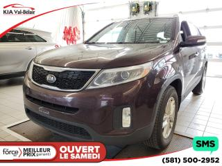Used 2015 Kia Sorento *LX V6*AIR*CRUISE*SIÈGES CHAUFF*BLUETOOT for sale in Québec, QC