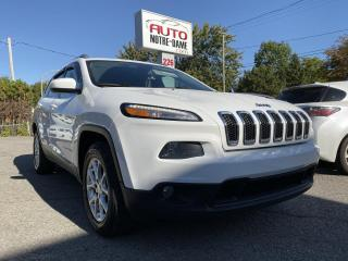 Used 2015 Jeep Cherokee North 4x4 Bluetooth Dem.Distance S.chauf for sale in Repentigny, QC