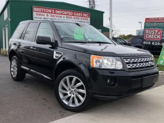 Used 2012 Land Rover LR2 HSE LUX  Navigation for sale in Burlington, ON