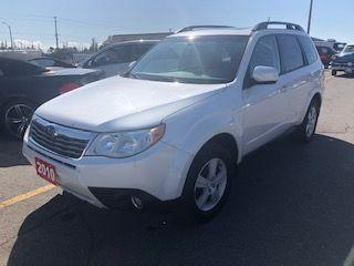 Used 2010 Subaru Forester X PREMIUM AWD for sale in Burlington, ON