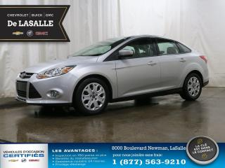 Used 2012 Ford Focus SE / TRÈS BAS MILLAGE bas millage for sale in Lasalle, QC