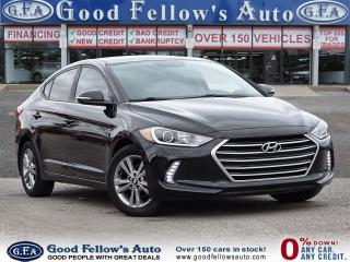 Used 2017 Hyundai Elantra GL MODEL, 4CYL 2.0L, REARVIEW CAMERA, HEATED SEATS for sale in Toronto, ON