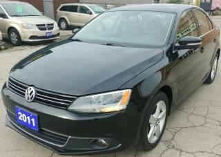 Used 2011 Volkswagen Jetta HIGHLINE for sale in Hamilton, ON