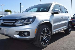Used 2017 Volkswagen Tiguan Highline for sale in St-Eustache, QC