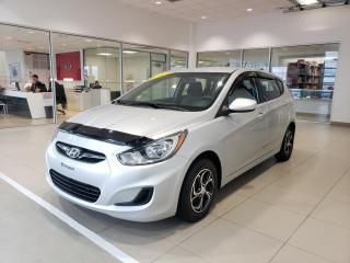 Used 2012 Hyundai Accent 5 portes, boîte manuelle for sale in Beauport, QC