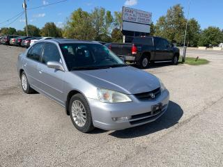 Used 2003 Acura EL Premium w/Aero Pkg for sale in Komoka, ON