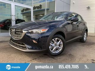 Used 2019 Mazda CX-3 GS LUXURY for sale in Edmonton, AB