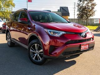 Used 2018 Toyota RAV4 LE 4dr FWD Sport Utility for sale in Brantford, ON