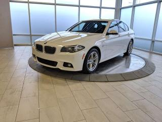 Used 2014 BMW 5 Series 528i xDrive for sale in Edmonton, AB
