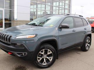 Used 2015 Jeep Cherokee TRLHWK for sale in Peace River, AB