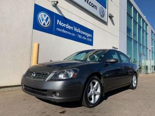Used 2006 Nissan Altima 3.5L SE V6 5SPD M/T - PWR PKG for sale in Edmonton, AB