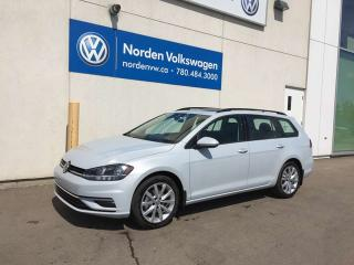 Used 2019 Volkswagen Golf Sportwagen Highline for sale in Edmonton, AB