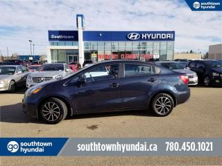 Used 2015 Kia Rio LX/BLUETOOTH/HEATES SEATS/POWER OPTIONS for sale in Edmonton, AB