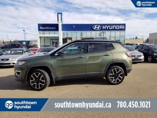 Used 2018 Jeep Compass LIMITED/4WD/BACK UP CAM/HEATED SEATS for sale in Edmonton, AB