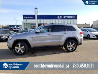 Used 2016 Jeep Grand Cherokee LIMITED 4WD/NAVI/BACK UP CAM/SUNROOF for sale in Edmonton, AB