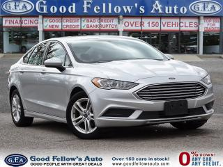 Used 2018 Ford Fusion SE MODEL, SUNROOF, REARVIEW CAMERA, POWER SEATS for sale in Toronto, ON