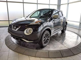 Used 2017 Nissan Juke SV AWD - Black Pearl Edition! - One Owner! - Accident Free Carfax! for sale in Edmonton, AB