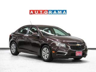 Used 2015 Chevrolet Cruze LT Backup Cam WiFi Hotspot for sale in Toronto, ON