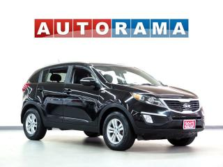Used 2013 Kia Sportage 4WD EX Leather Sunroof for sale in Toronto, ON