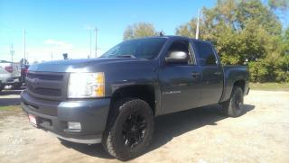 Used 2009 Chevrolet Silverado 1500 Crew for sale in Cambridge, ON