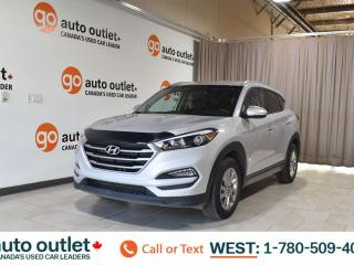 Used 2017 Hyundai Tucson Premium, 2.0L I4, AWD, Cloth Heated Seats, Front + Rear, Heated Steering Wheel, Backup Camera, Bluetooth for sale in Edmonton, AB
