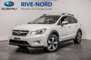 Used 2015 Subaru XV Crosstrek TOIT.OUVRANT+HID+PUSH.TO.START for sale in Boisbriand, QC