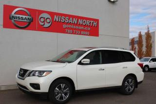 New 2020 Nissan Pathfinder DEMO/SL/4WD/LEATHER/PANO ROOF/NAV for sale in Edmonton, AB
