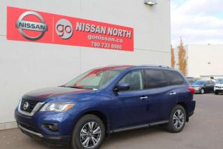 New 2020 Nissan Pathfinder SL/4WD/LEATHER/PANO ROOF/NAV for sale in Edmonton, AB