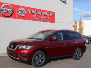 New 2020 Nissan Pathfinder SL/AWD/LEATHER/PANO ROOF/NAV for sale in Edmonton, AB