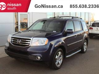 Used 2015 Honda Pilot DVD PLAYER LEATHER SEATS for sale in Edmonton, AB